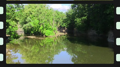 Video:  Walking MetroPark-Rocky River with Willie & Alfie, 9-5-2019