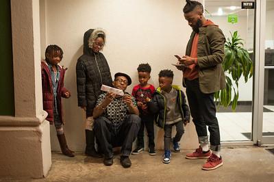 Little Joneses Meet Papa B -2018