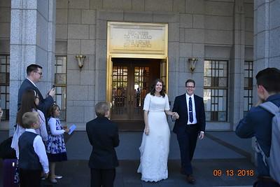 Liz & Ben Wedding Day