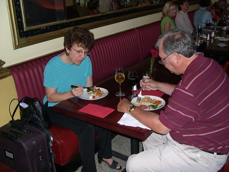 Jane and Bob Miller.