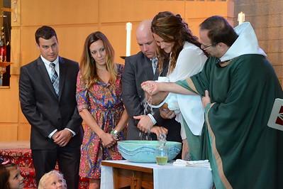 Julian Baptism