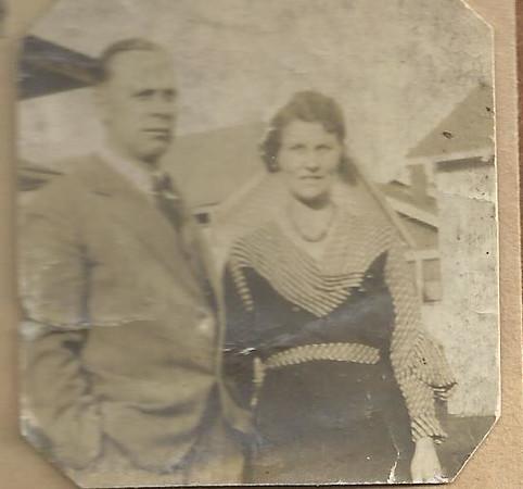 Lloyd Curtis wife Alice