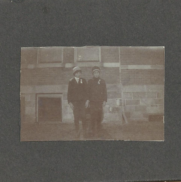 lloyd c myers with unknown