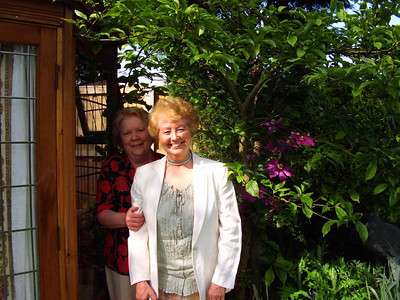 Marilyn and Mair