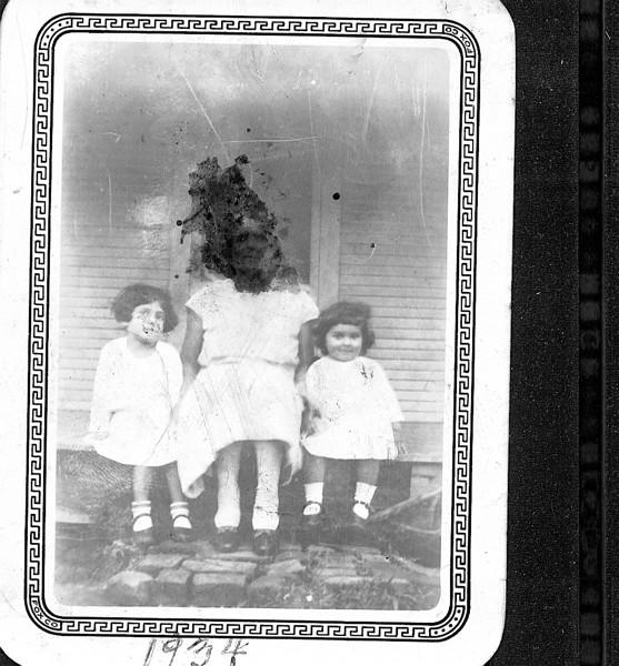 Grandma Rosie M Ann scan 2009