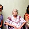 Mala(youngest daughter), Loku Amma and Ranji Akka (eldest daughter)