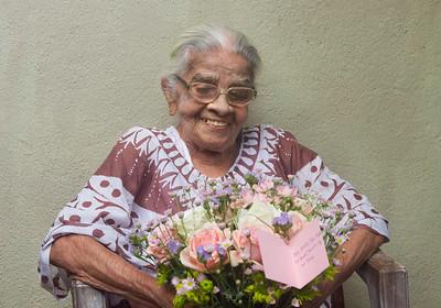 Loku Amma's 100th Birthday