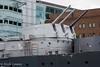 Guns of the HMS Belfast