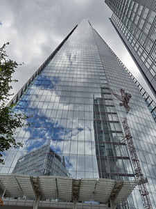The Shard - street view