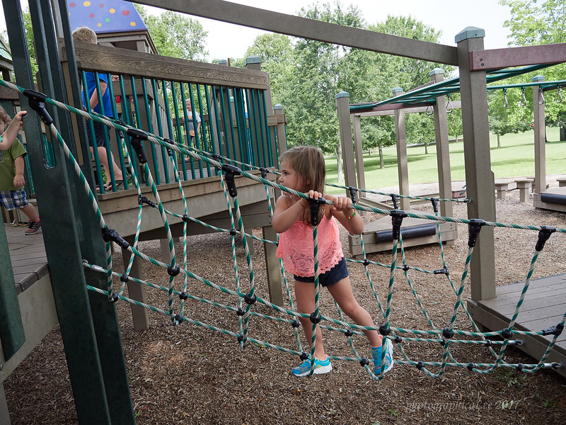 Cedar Hill playground always a hit
