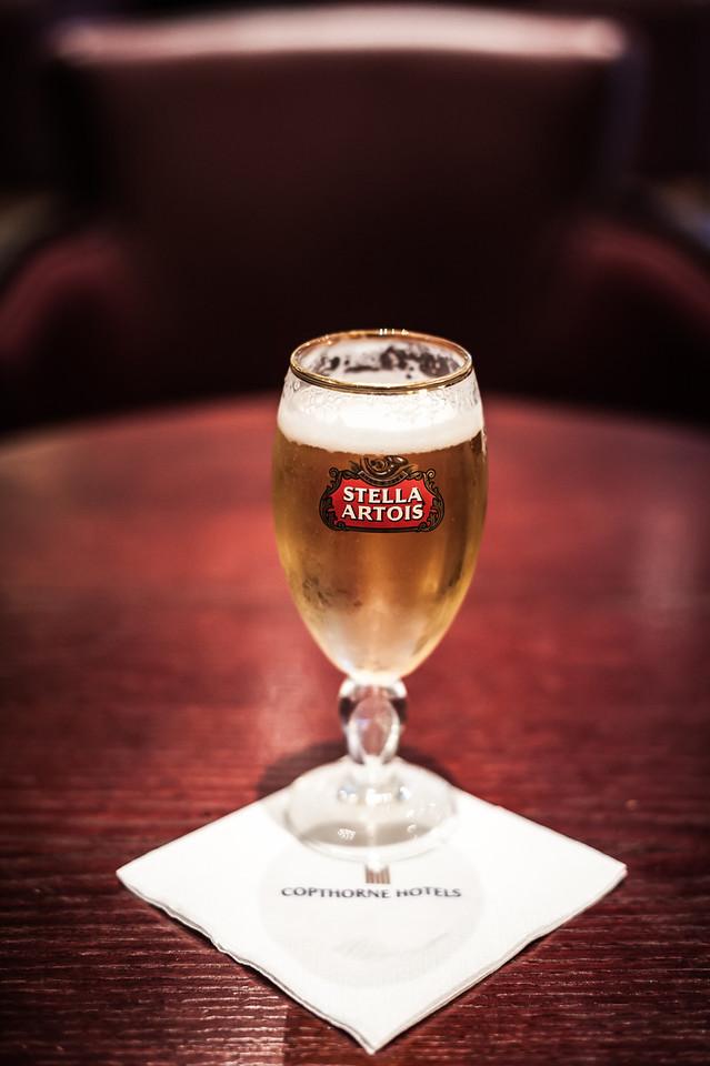 A beer