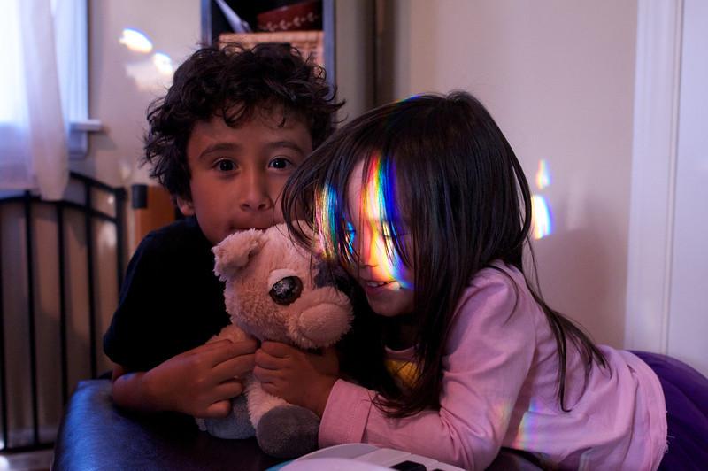 Jaden and Maya