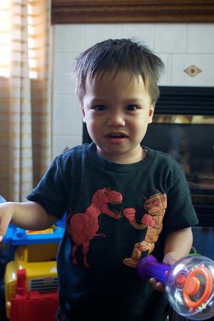 One cute kid