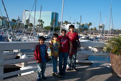 Long Beach Marina 2012