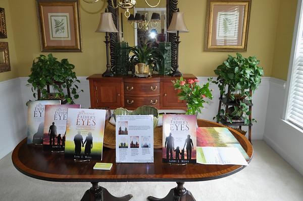 Lori Moss' Book signing