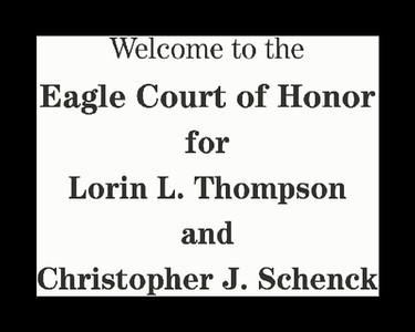 Lorin's Eagle Scene