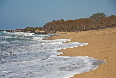 Beach and Surf at Playa Punta Raza