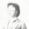 William Tell Amsler:  Son of Louis Phillipe Amsler at 17 when married.