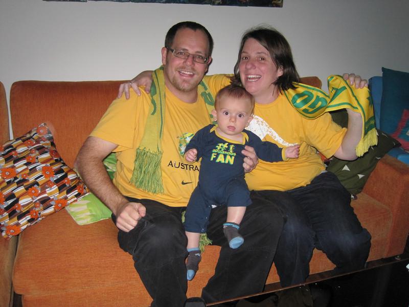#1 Socceroos Fan