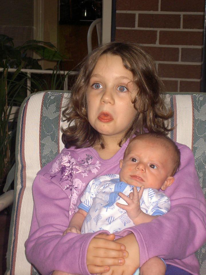 Cousin Abigail