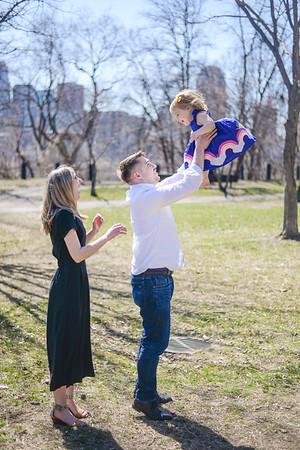 Loven Family Spring 2018