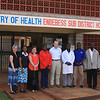 Endebess Subdistrict Hospital Kenya
