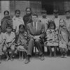 Class photo - Mawlai Christian School. My father was the headmaster. I am front row third from right.