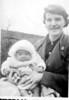 barbara Lowe 14 3 1937 and Rhoda Lowe 2 10 1912 abt 1937