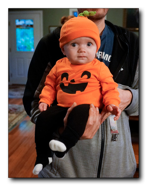 """""""Loxley's First Halloween!"""""""