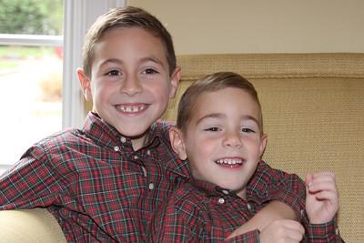 Lozito Family 11.27.2010