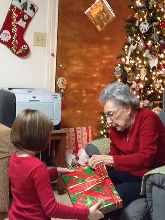 Lubbock Christmas 2012