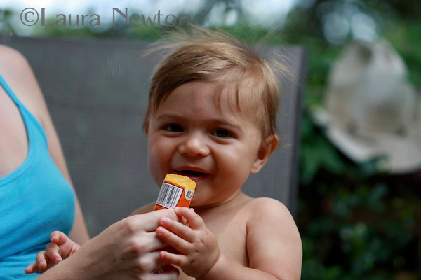 Luca 7.16.2009 the Popsicle