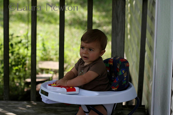 Luca 7.5.2009 10 months old