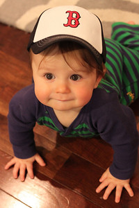 Luca is ready for Spring Training.