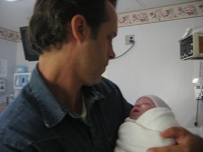 Newborn Luca & David