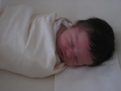 Newborn Luca