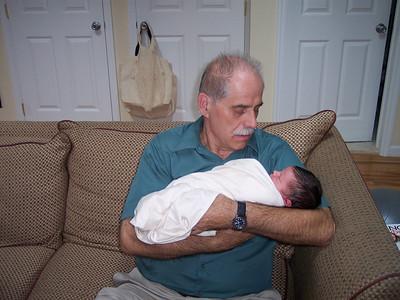 Luca & Grandpa Ed