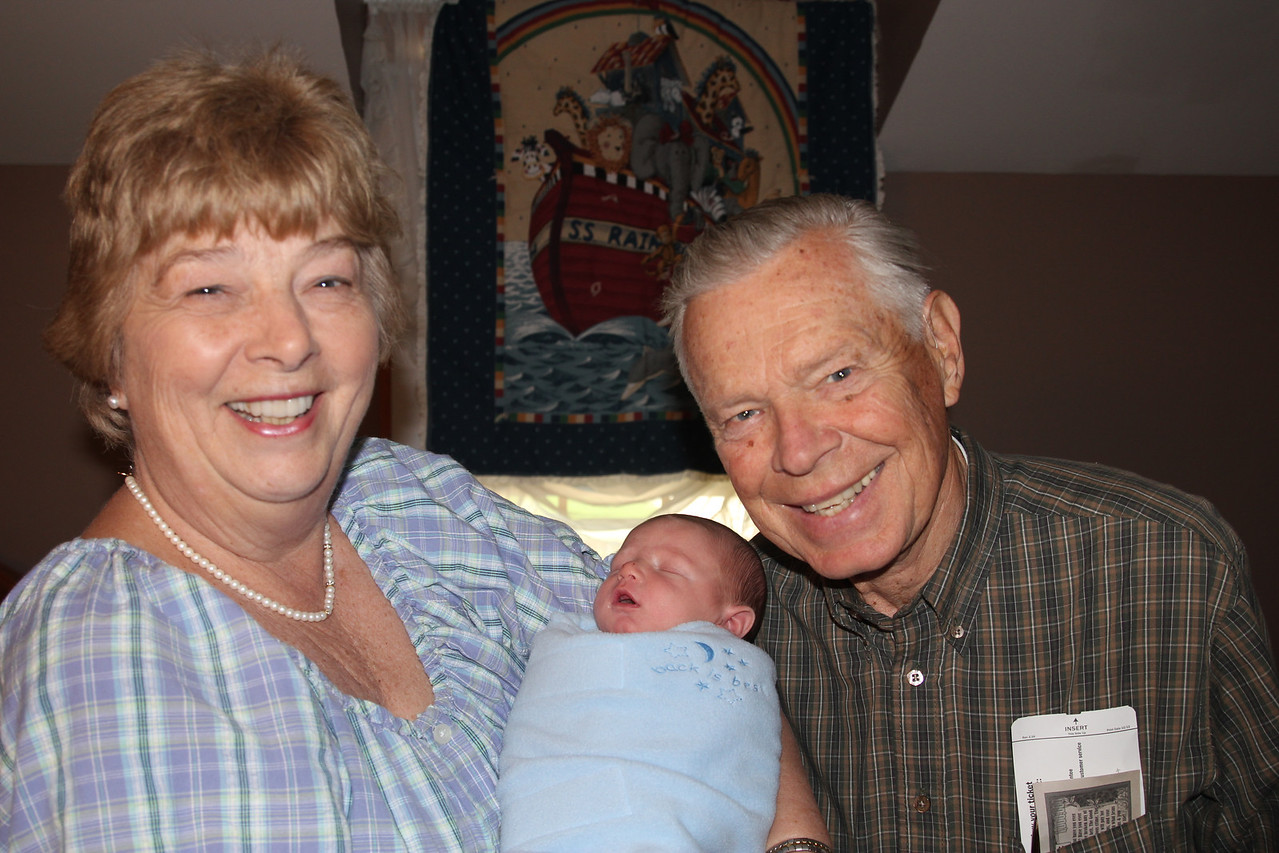 Mel's Parent's Visit!