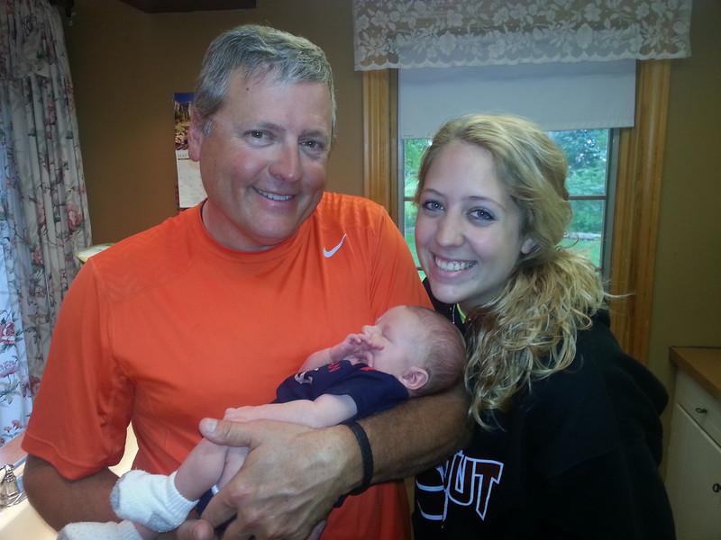 And Tim and Kaylee!