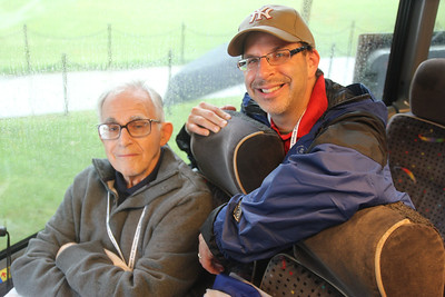 Honor Flight for Adam's Father (WWII Vet!)
