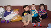 Maya, Baby Zachary, Bryce, Gavin, & Maddie