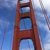 We walked the Golden Gate bridge Easter morning.