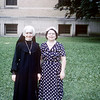 Connie Ludwig with Mom (Lucille Ludwig) - July 1959