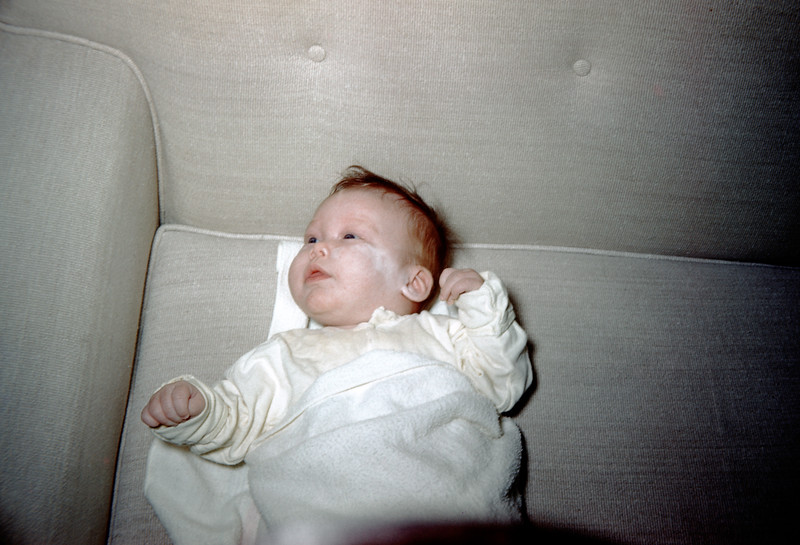 Linda Ludwig (2 mos) - January 1960