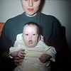 Linda Ludwig (2 mos) with Mom - January 1960