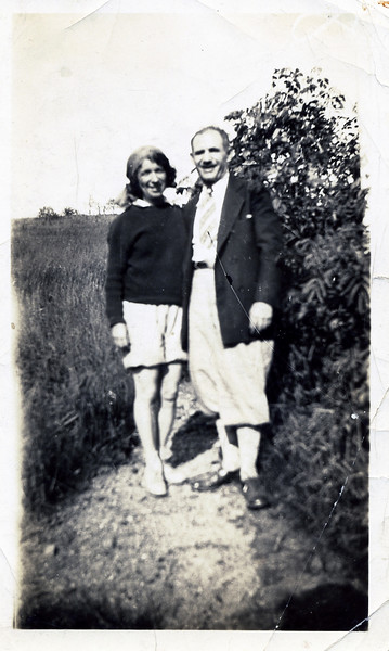 Edna and David Luft