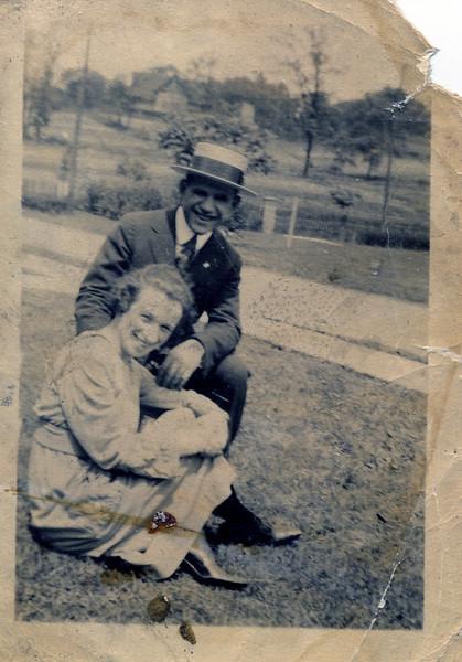 David & Edna Luft