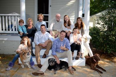Lugar Family Portraits Cambridge 10-18-14