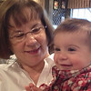 Luke with Grandma Connie
