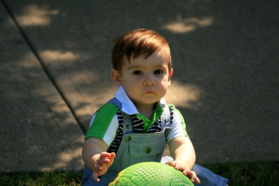 Luke at One Year